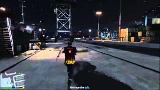 GTA V - Merryweather Heist Prep + Heist