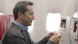 Economy Class In-Flight Entertainment - Turkish Airlines