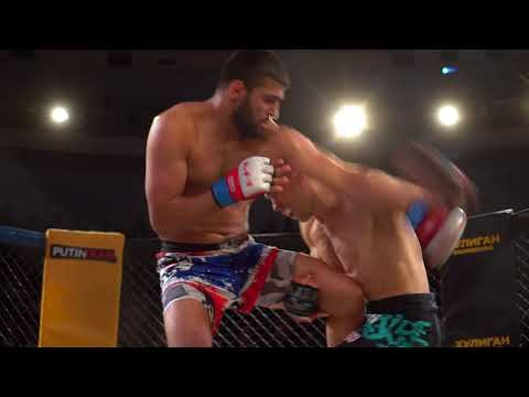 Tahir Abdulaev VS Dmitriy Berezin | Battle For Tula II
