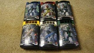 Bionicle Classic Review: Toa Inika PART 1