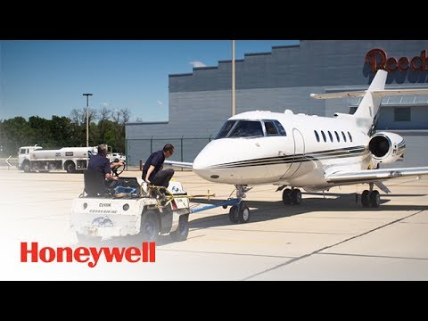 Hawker 800xp Operator Relies On Exemplary Service | Customer Success Stories | Honeywell Aviation