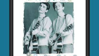 Watch Everly Brothers I Walk The Line video