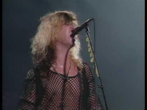 Guns N' Roses   It's So Easy Use Your Illusion World Tour 1992 Tokio