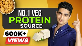 BEST VEGETARIAN Protein Source in INDIA? | BeerBiceps Vegan Bodybuilding