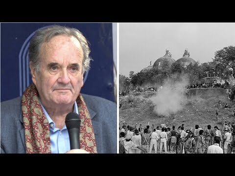 Mark Tully's Testimony of the Babri Masjid Demolition