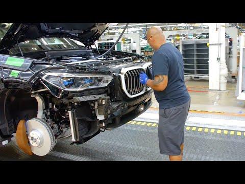 2019 BMW X5 – PRODUCTION