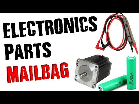 🆕 MORE Electronics & Project Parts Arrived!  Mailbag Time #31