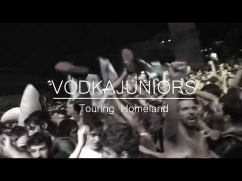 Vodka Juniors | Homeland Tour Trailer