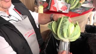 Des légumes à croquer !