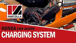 How to Test the Charging System on a Honda CBR 600 RR | Partzilla.com