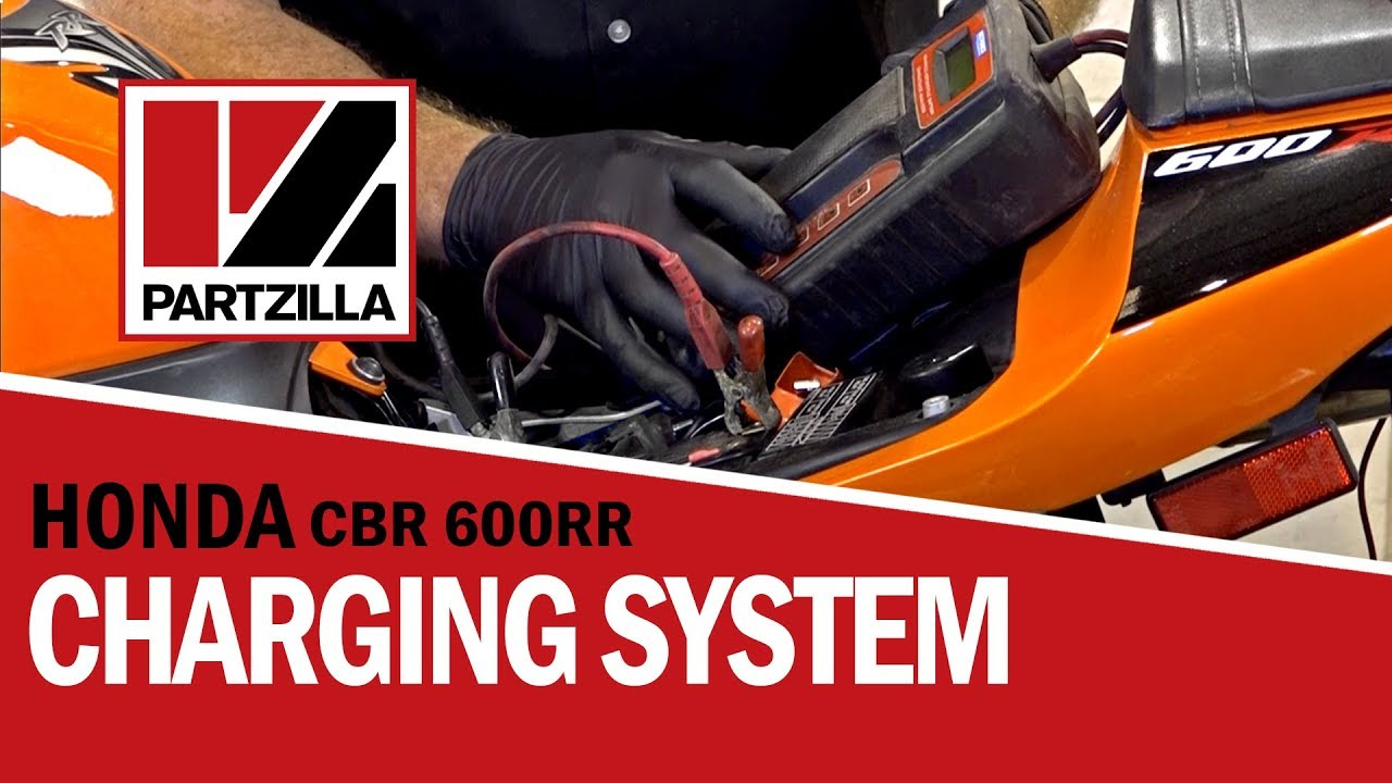 maxresdefault how to test the charging system on a honda cbr 600 rr partzilla  at bayanpartner.co
