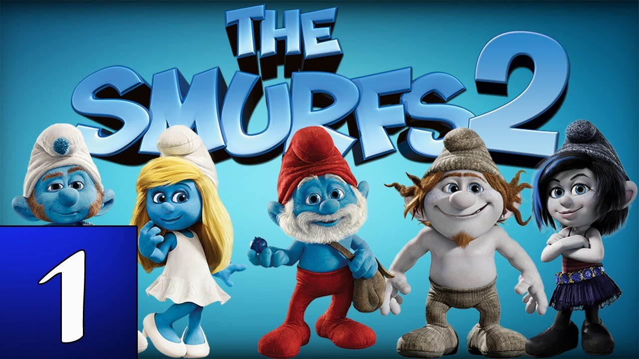 The Smurfs 2 3d Live Wallpaper The Smurfs 2 Enchanted Forest Level 1 Amp 2 Part 1
