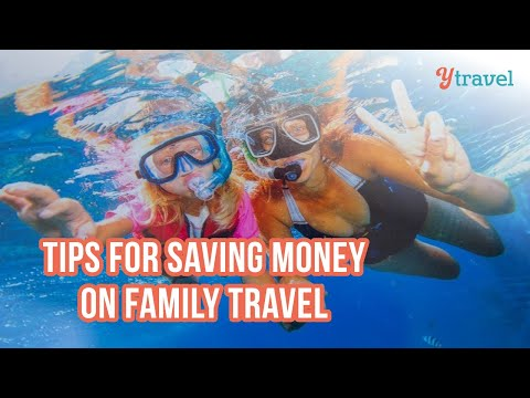 11 TIPS for saving money on Family Travel. Is travel TOO EXPENSIVE with kids?