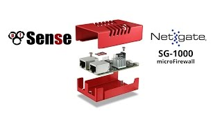 unboxing and setting up my new pfsense router netgate sg 1000