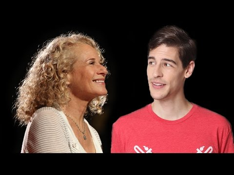 Carole King - One Small Voice: Christopher Bill Cover