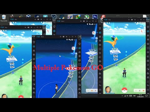 How to Open Multiple Pokemon GO Use NOX