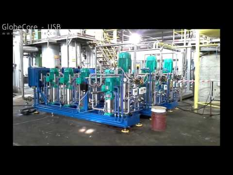 Biodiesel Plant  Biodiesel production from Waste FAME Oils  Globecore UBD