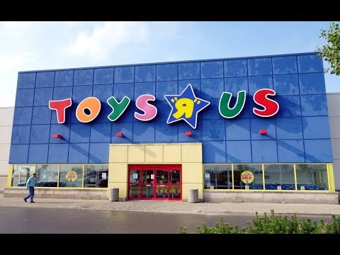 Toys 'R Us Australia goes into administration