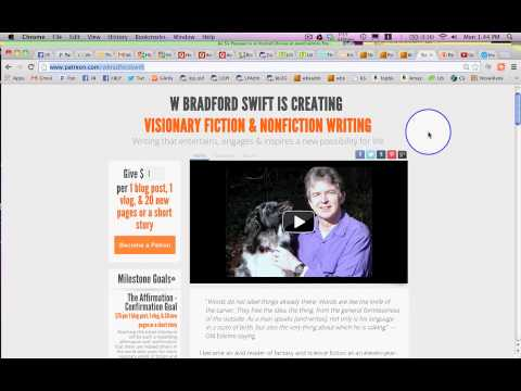 4 Benefits for Writers & Other Creators  on Patreon