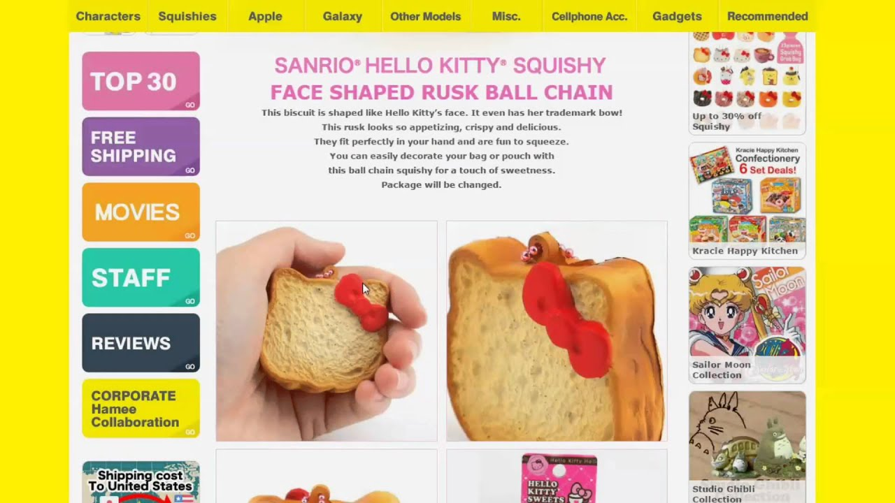 Where to get squishies cheap deals best places good for How to buy goods online