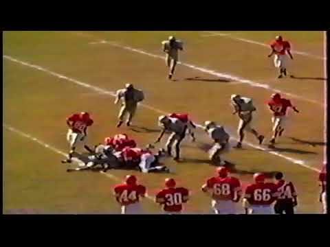 Franklin High School JV Football vs Canutillo High School JV Football 1995