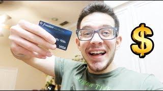 لقيت بطاقة بنكية فيها الاف الدولارات مرمية بالارض!!