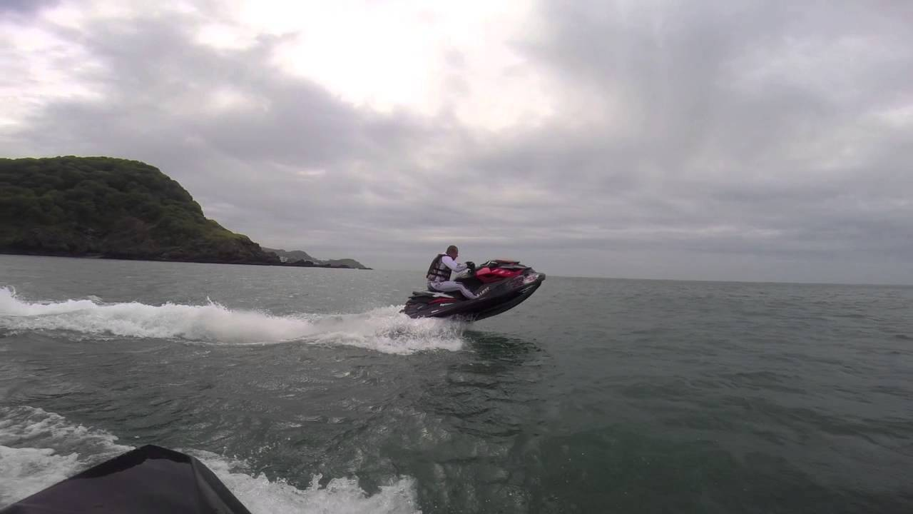 Sea Doo Rxp X 260 >> Wilkas on Wave! Wave jumping! Jet Ski Sea Doo! 2015 RXP X 260 Riva Stage 4 Vipec - YouTube