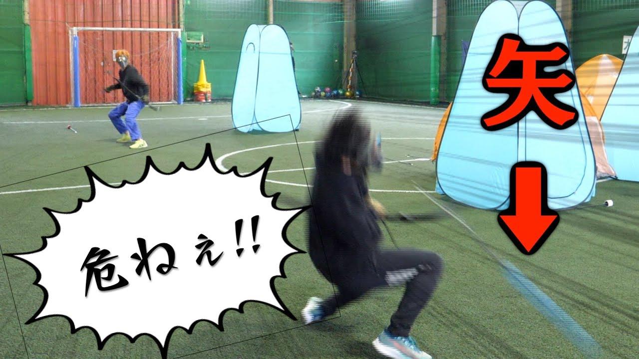【ホークアイ】面白いか分かりませんが一度やってみたいスポーツがあるのでやってみます!!!!!