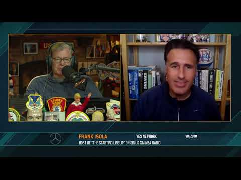 Frank Isola on the Dan Patrick Show Full Interview | 6/17/21