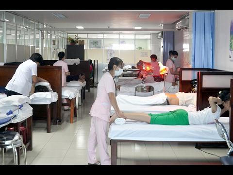 Chuyên khoa Vật lý trị liệu – Phục hồi chức năng | Bệnh Viện Thánh Mẫu