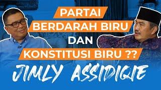Partai Berdarah Biru dan Konstitusi Biru??? - Jimly Asshiddiqie | Helmy Yahya Bicara