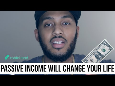 Passive Income Will Change Your Life! How Passive Income Helps Build Wealth.