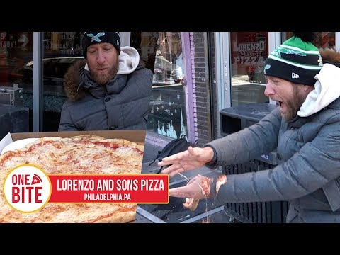 Lorenzo & Sons (Philadelphia) — Barstool Pizza Review