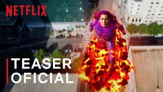 Pequenos Grandes Heróis | Teaser Oficial | Netflix Brasil