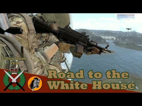 VCB Ops: Road to the White House - Arma 3 Milsim Coop
