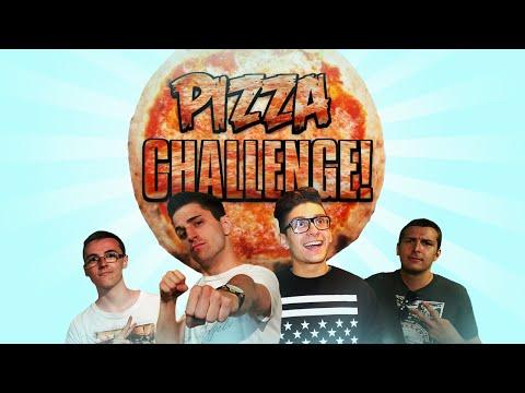 PIZZA CHALLENGE! [SPECIALE 500'000] w/ Mates