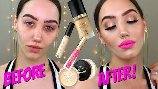 TESTING TOO FACED BORN THIS WAY! REVIEW + WEAR TEST | MAKEMEUPMISSA