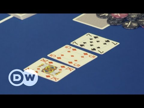 Using poker to teach decision-making | DW English