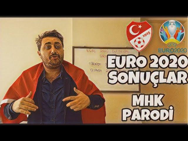 Milli Takım EURO 2020 SONUÇLAR - Arif Sevimli