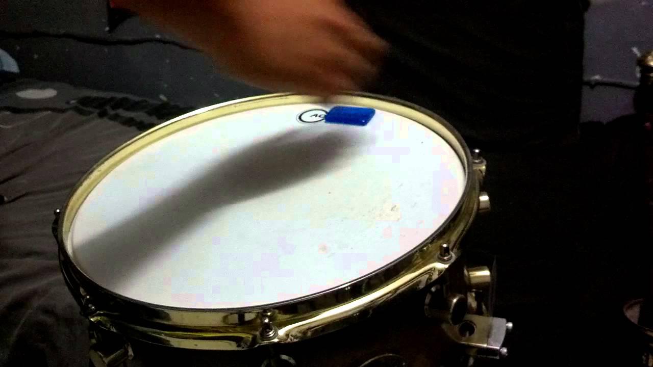 Drums Rings Or Gel
