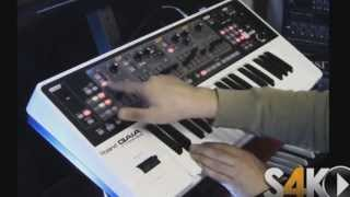 VA Synth - Roland Gaia performed by S4K ( Space4Keys Keyboard Solo )