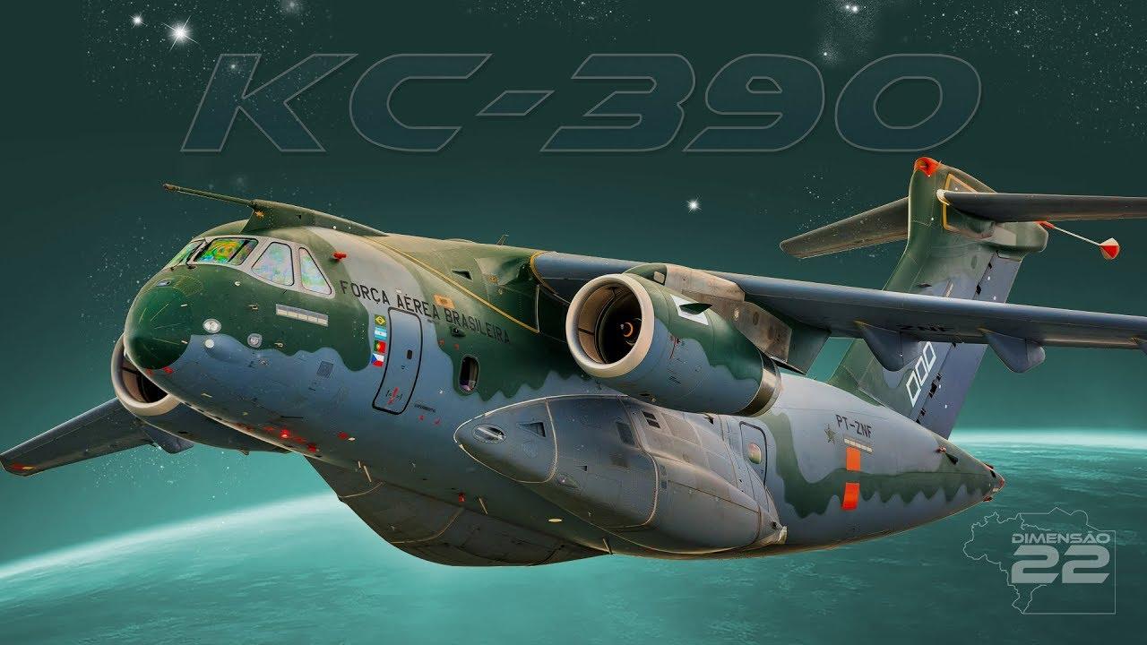 Projeto KC-390