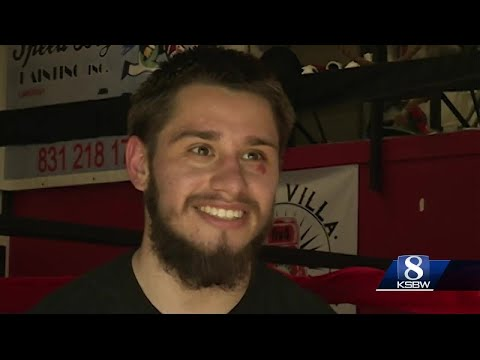 Local Boxer To Fight In Main Event