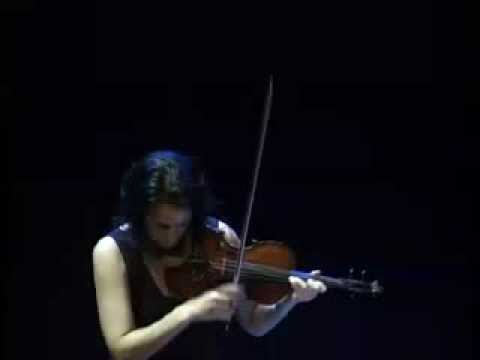 INDUSTRY - Michael Gordon - version for adapted violin&distortion, LIVE by monica germino