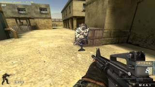 Soldier Front Online Course 1. M4 Damage Values + Where to Aim.wmv
