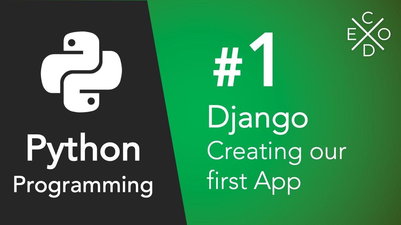 First Django App – Part 1   Coding For Dummies