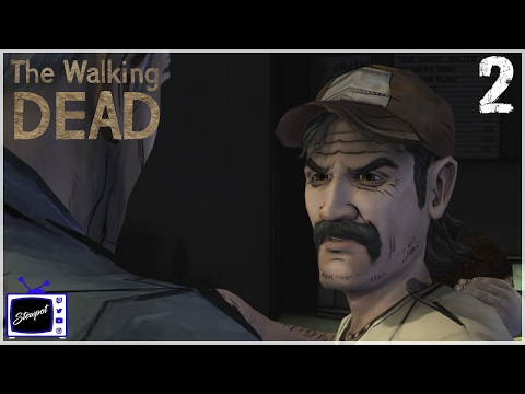The Walking Dead Season 1 - New People! Back Home in Macon - Part 2