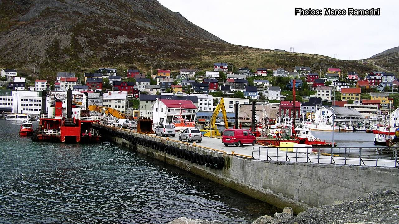 North Cape And Honningsvåg Magerøya Norway Youtube
