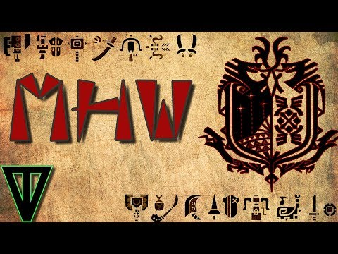 Monster Hunter World Live Stream - The Week of Jho Day 1