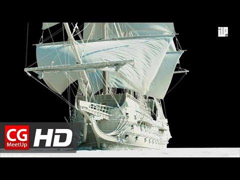 "CGI VFX Breakdown HD ""Crossbones "" by ILP | CGMeetup"